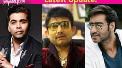 Kamaal R Khan: Ajay Devgn is targeting Karan Johar by using my name!