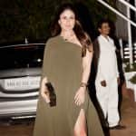 Only Kareena Kapoor Khan can pull off a SEXY high slit dress during pregnancy - view HQ pics!