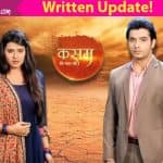 Kasam 27th September 2016 full episode written update: Tanuja is rescued from goons by the temple lady as Rishi parties with his brothers!