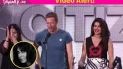 Ouch! Chris Martin called Katrina Kaif 'KAPOOR' and Priyanka Chopra didn't know how to react!