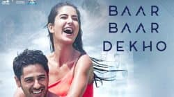 Baar Baar Dekho quick movie review: Katrina and Sidharth's crackling chemistry makes the film worth a watch!