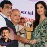 People are JEALOUS of Katrina Kaif's success, RGV reacts to the actress' Smita Patil Memorial Award win!