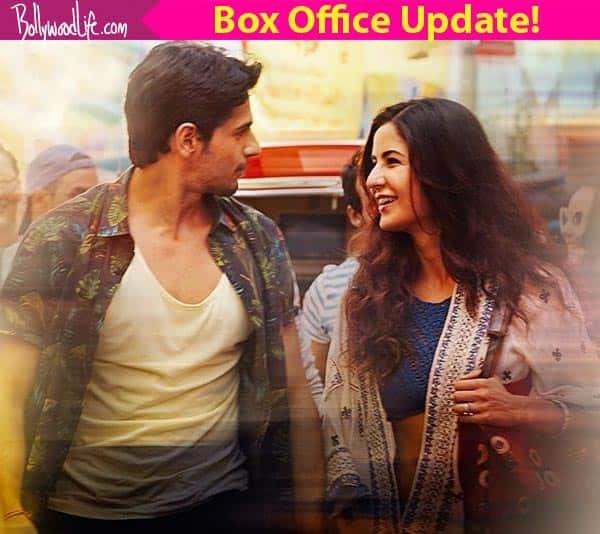 Baar Baar Dekho box office collection day 2: Katrina Kaif and Sidharth Malhotra's film collects Rs 14.46 crore!
