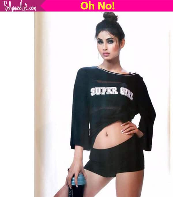BLAH! There is nothing sexy about Mouni Roy's latest mag cover!