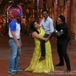 Nawazuddin Siddiqui creates a riot on the sets of Comedy Nights Bachao - view HQ pics!