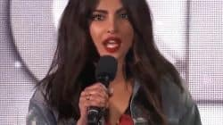 From talking about Syrian refugees to empowering women – Priyanka Chopra was an inspiring host at Global Citizen Festival