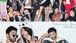 Where's the after party tonight? Let Ranbir Kapoor's latest mag photoshoot answer that for you! – view pics