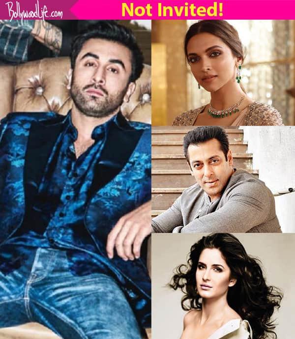 Katrina Kaif, Salman Khan and Deepika Padukone – 5 people who will NOT be invited to Ranbir Kapoor's birthday bash!
