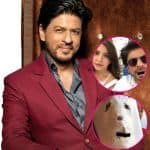 Shah Rukh Khan uploads strange videos on his Insta account and we are like 'Dude, what ya smoking?'
