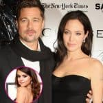 Whoa! Angelina Jolie found Selena Gomez's picture on Brad Pitt's phone?