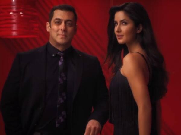Salman Khan and katrina Kaif ties knot in an Video