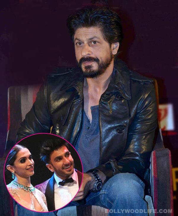 Ranveer Singh and Deepika Padukone will take on Shah Rukh Khan again?