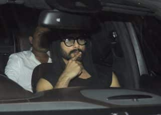 What did Sanjay Leela Bhansali tell Shahid Kapoor that left the actor in deep thought - view HQ pic