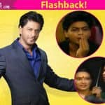 Did you know Shah Rukh Khan was a part of Doordarshan's hit series Rajani?