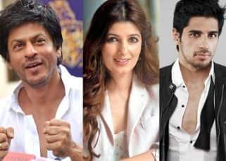 Shah Rukh Khan, Twinkle Khanna, Sidharth Malhotra - 10 times Bollywood celebs shut up Twitter trolls!
