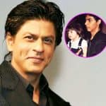 Shah Rukh Khan is relearning an amusing way to use PICK UP lines from Aryan and AbRam and you gotta watch it!