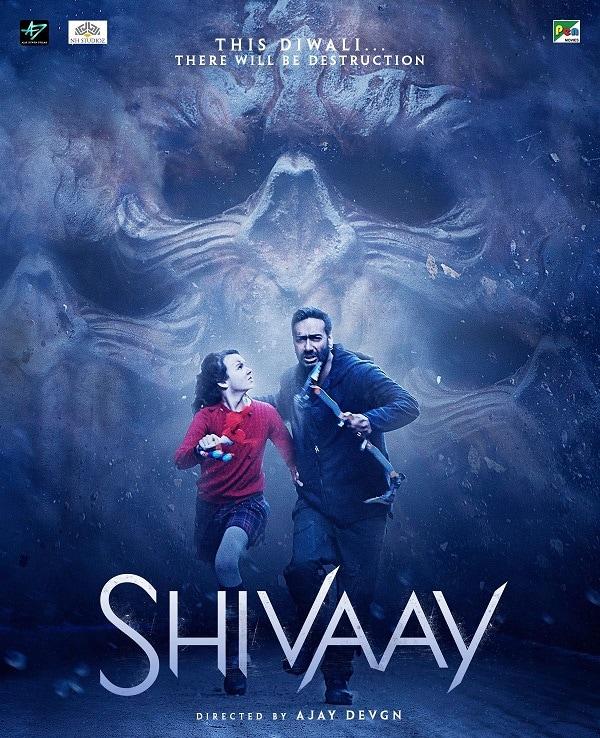 Shivaay (2016) 1.45GB - 1/3WEBRip - x264 - DD5.1 - E-Subs - Team IcTv Exclusive