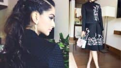 Sonam Kapoor's quirky hairdo left us in awe of her – view pics!