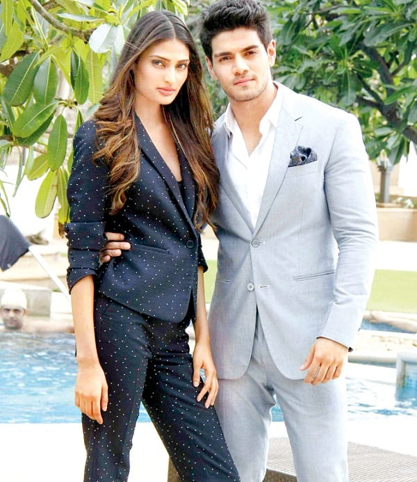 Athiya Shetty and Sooraj Pancholi to REUNITE for Circus?