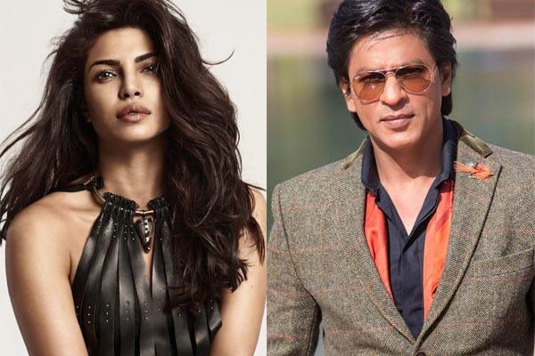 Shah Rukh Khan shares something really COOL with Priyanka Chopra!