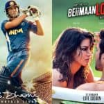 Sushant Singh Rajput's M.S. Dhoni: The Untold Story FORCES Sunny Leone's Beiimaan Love out of cinemas!