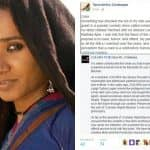 Colors apologises to Tannishtha Chatterjee on Twitter for the Comedy Nights Bachao Tazaa fiasco!