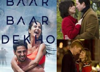 5 Hollywood films that are similar to Katrina Kaif and Sidharth Malhotra's Baar Baar Dekho in mixing romance and time travel!