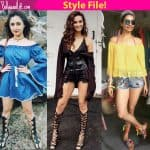 Mouni Roy, Karishma Tanna, Rashami Desai - TV beauties flaunting gladiators!