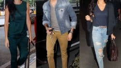 Katrina Kaif, Sidharth Malhotra and Shraddha Kapoor's airport style will give you fashion goals- View Pics!
