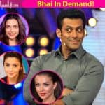 Deepika Padukone, Alia Bhatt, Amy Jackson: 5 actresses are DYING to work with Salman Khan