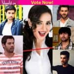 Which one of these hot male TV stars do you think will look best with Sanaya Irani?