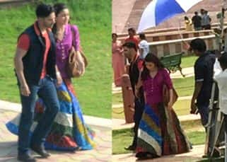 These pictures of Varun Dhawan and Alia Bhatt from Badrinath Ki Dulhania will give you major deja vu feels!