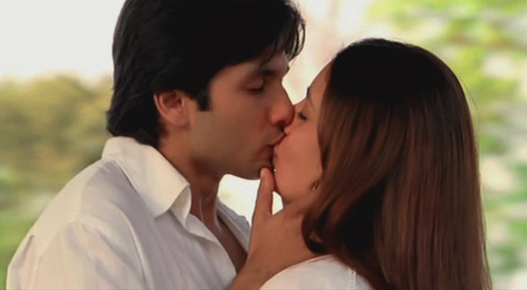 When Ajay Devgn, Shah Rukh Khan, Akshay Kumar kissed for the