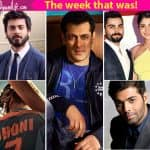 Salman Khan, Fawad Khan, Karan Johar - meet the top 5 newsmakers of the week