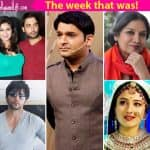 Revelations by Vivian and Vahbiz, Shabana Azmi's new TV show and the Kapil Sharma controversy – here's what happened this week!