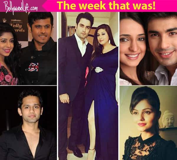 Vivian Dsena-Vahbiz Dorabjee, Rahul Vaidya, Neil Bhatt-Neha Sargam – A look at TV's newsmakers this week!