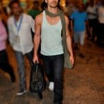 Why is Tiger Shroff going to Los Angeles all of a sudden?