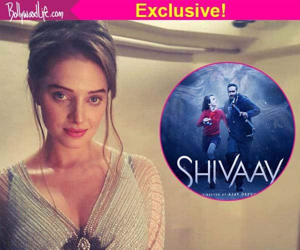 After Ajay Devgn's Shivaay heroine Erika Kaar going hollywood