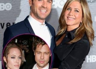 Jennifer Aniston's husband Justin Theroux slams media for dragging her in the Brangelina split