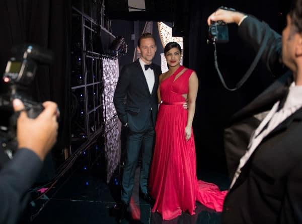 Priyanka chopra gets flirty with Taylor Swift's ex boyfriend Tom Hiddleston
