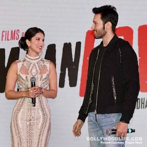 Sunny Leone and Rajniesh Duggal make a HOT pair at the music launch of Beiimaan Love - view HQ pics!