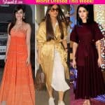 Nargis Fakhri, Sonam Kapoor, Kriti Sanon - meet the top 5 celebs who scored very LOW on our style meter!