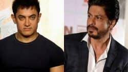 EXPOSED! Shah Rukh Khan and Aamir Khan's unseen FALLOUT on Twitter!