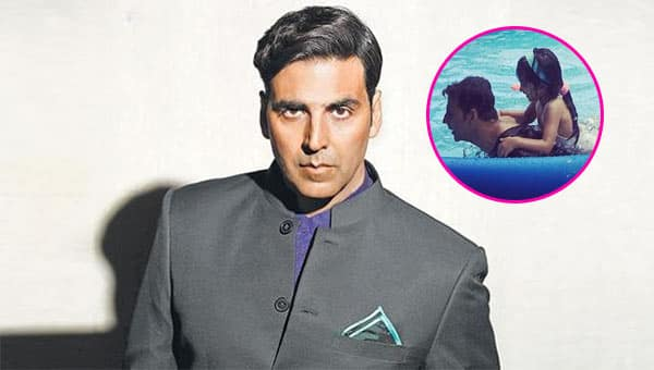 Akshay Kumar and daughter Nitara's pool party is the coolest thing you'll see today – view pic!