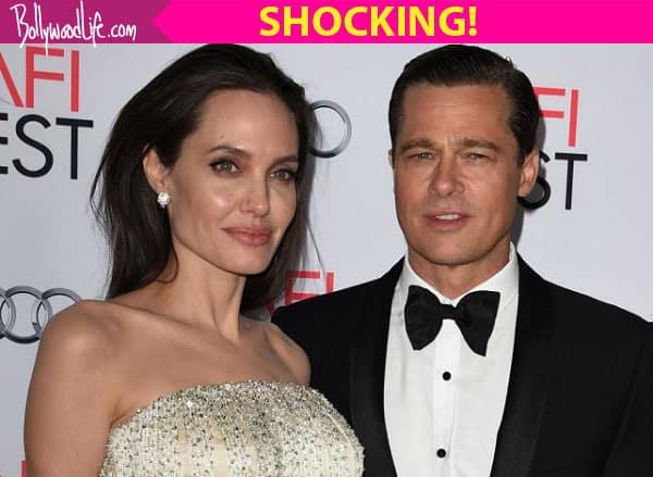 5 SHOCKING conspiracy theories surrounding Angelina Jolie and Brad Pitt's divorce!