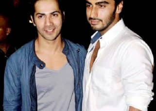 When Varun Dhawan and Arjun Kapoor dated the same girl at the same time