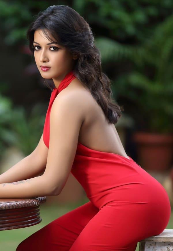 Catherine Tresa South Indian actress