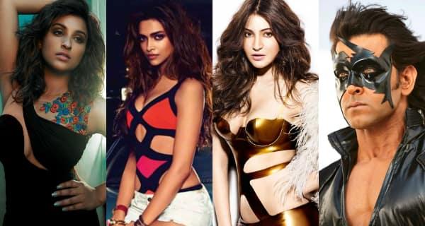 Deepika Padukone, Anushka Sharma and Parineeti Chopra in the running for Hrithik Roshan's Krrish 4?