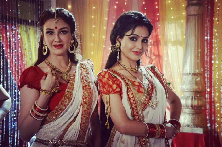 Bhabhi Ji Ghar Par Hain recreates the Dola Re magic of Devdas!