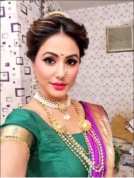 Tantrums aside, Hina Khan is all set to recreate Priyanka Chopra's Pinga magic!